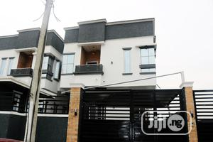 New 4 Bedroom Detached House + BQ At Ikota Villa Estate Lekki Phase 2 For Rent.