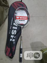 Wish Badminton Racket | Sports Equipment for sale in Lagos State, Surulere