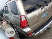 Toyota 4-Runner 2005 Limited V6 4x4 Gold | Cars for sale in Rivers State, Port-Harcourt