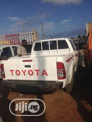 Toyota Hilux 4x4 2013 White | Cars for sale in Lagos State, Ifako-Ijaiye