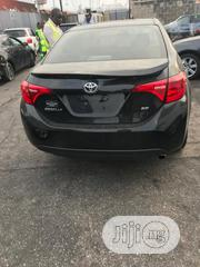Toyota Corolla 2018 SE (1.8L 4cyl 2A) Black | Cars for sale in Lagos State, Ifako-Ijaiye