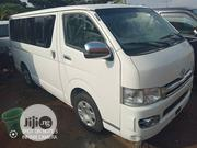 Toyota Hiace Bus / Hummer Bus. 2010 White | Buses & Microbuses for sale in Lagos State, Apapa