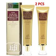 Lanbena 2 PCS TCM Scar, Pimples, Stretch Mark Spot Removal Cream | Skin Care for sale in Lagos State, Surulere