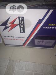 SS Power 100amp Gel Battery | Electrical Equipments for sale in Oyo State, Ido