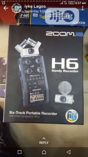 H6 Zoom Recorder | Photo & Video Cameras for sale in Lagos State, Ojo