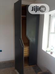 Wardrobe With Zigzag Door Design | Furniture for sale in Lagos State, Ilupeju