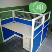 1mtr Workstation by 2 People | Furniture for sale in Lagos State, Ojo