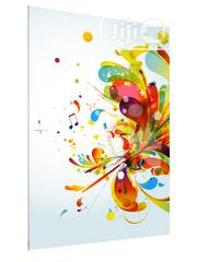 Abstract Geometric Shapes Art Poster | Arts & Crafts for sale in Lagos State, Lekki Phase 1