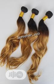22 Inch Brazilian Straight Ombre Grade 10a | Hair Beauty for sale in Akwa Ibom State, Uyo