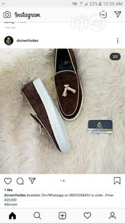 Brown Suede Sneakers. | Shoes for sale in Lagos State, Lagos Mainland