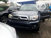 Toyota 4-Runner 2008 Gray   Cars for sale in Lagos State, Amuwo-Odofin