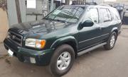 Nissan Pathfinder Automatic 2000 Green | Cars for sale in Lagos State, Lagos Island
