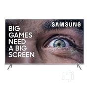 Samsung 75 Inch UHD 4K Smart LED TV- Black | TV & DVD Equipment for sale in Rivers State, Port-Harcourt