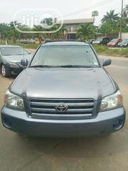 Toyota Highlander 2006 V6 Blue | Cars for sale in Lagos State, Lagos Mainland