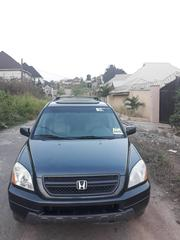 Honda Pilot 2005 EX 4x4 (3.5L 6cyl 5A) Gray | Cars for sale in Oyo State, Ibadan North