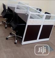 Durable Office Workstation Table 4seater | Furniture for sale in Lagos State, Ikeja