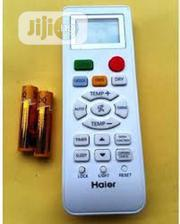Haier Thermocool Replacement Air Conditioner Remote Control | Home Appliances for sale in Lagos State, Lagos Mainland