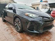 Toyota Corolla 2018 SE (1.8L 4cyl 6M) Black | Cars for sale in Lagos State, Lekki Phase 2