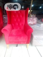Red Console Chair | Furniture for sale in Lagos State, Ajah