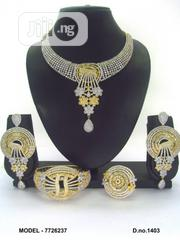 New Cubic Zirconia Big Sets | Jewelry for sale in Lagos State, Alimosho