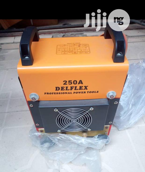 250A Deflex Welding Machine