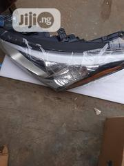 Head Light Hyundai Santa Fe 2012 American Type | Vehicle Parts & Accessories for sale in Lagos State, Mushin