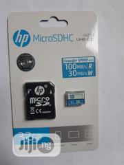 Original Hp 32gb Memory Card   Accessories for Mobile Phones & Tablets for sale in Lagos State, Ikeja
