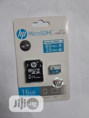 16gb Hp Memory Card Original | Accessories for Mobile Phones & Tablets for sale in Lagos State, Ikeja