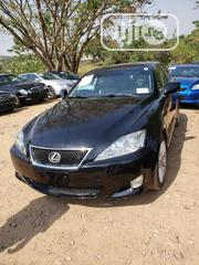 Lexus IS 2008 250 Black | Cars for sale in Abuja (FCT) State, Galadimawa