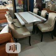 Executive Marble Dinning Table Nd Chairs   Furniture for sale in Rivers State, Port-Harcourt