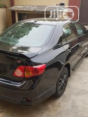 Toyota Corolla 2009 Black   Cars for sale in Lagos State, Magodo