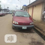 Toyota Sienna 2000 Red | Cars for sale in Rivers State, Obio-Akpor