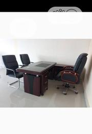 Office Table With Chairs | Furniture for sale in Lagos State, Ojo