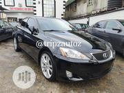 Lexus IS 350 2008 Black | Cars for sale in Lagos State, Ikeja