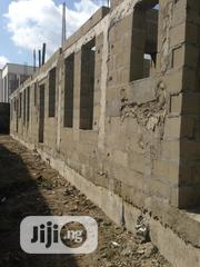 Uncompleted 4 Bedroom Terrace Duplex At Sangotedo Ajah For Sale. | Houses & Apartments For Sale for sale in Lagos State, Ajah