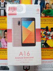New Itel A16 8 GB Blue | Mobile Phones for sale in Oyo State, Ibadan North East