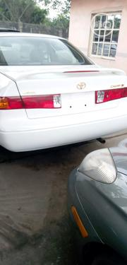 Toyota Camry 2001 White | Cars for sale in Rivers State, Port-Harcourt