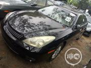 Lexus ES 330 Sedan 2004 Black | Cars for sale in Lagos State, Apapa
