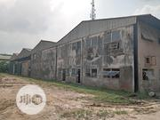 2 Bay Warehouse With An Office Block On 2 And A Half Acres Of Land   Commercial Property For Sale for sale in Lagos State, Ikeja