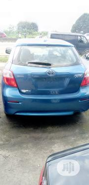 Toyota Matrix 2009 Blue | Cars for sale in Rivers State, Port-Harcourt