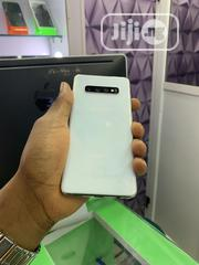 Samsung Galaxy S10 Plus 128 GB White | Mobile Phones for sale in Lagos State, Ikeja