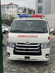Toyota Hiece Ambulance 2016 White | Buses & Microbuses for sale in Lagos State, Lekki Phase 1