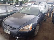 Honda Accord 2003 Automatic Blue | Cars for sale in Lagos State, Ikeja