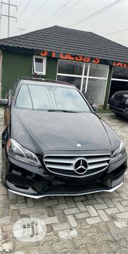 Mercedes-Benz E350 2016 Black   Cars for sale in Lagos State, Lekki Phase 1