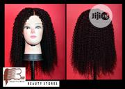 """16"""" Brazilian Kinky Jerry Curl Hair 