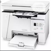 HP Laserjet Pro MFP M26a Black And White Printer | Printers & Scanners for sale in Lagos State, Ikeja