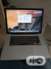 Laptop Apple MacBook Pro 8GB Intel Core i7 HDD 500GB | Laptops & Computers for sale in Lagos State, Lagos Mainland