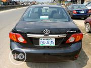 Toyota Corolla 2009 1.8 Exclusive Automatic Black | Cars for sale in Rivers State, Eleme