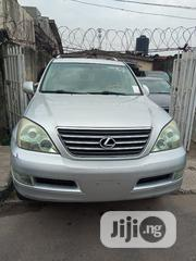 Lexus GX 2006 470 Sport Utility Silver   Cars for sale in Lagos State, Surulere
