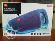 PROMO!!! JBL Charge 3 Waterproof Portable Bluetooth Speaker – Black | Audio & Music Equipment for sale in Lagos State, Ikeja
